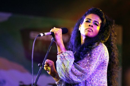 Kelis // Photo by Heather Kaplan
