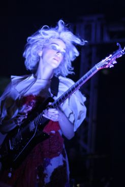 St. Vincent // Photo by Heather Kaplan