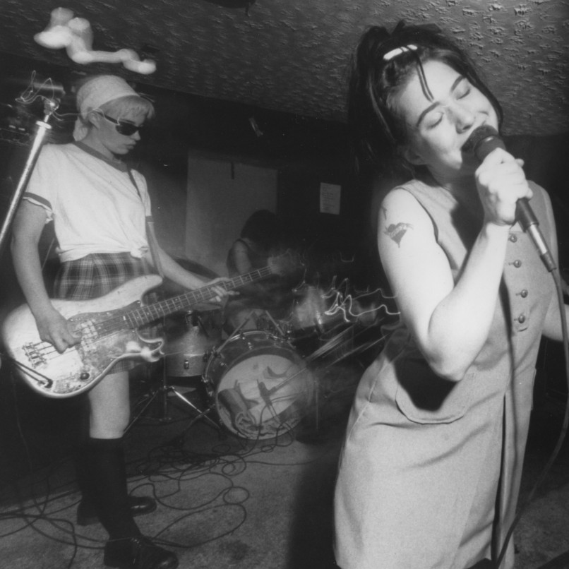 bikini kill e1397059943249 Kathi Wilcox: From Bikini Kill to The Julie Ruin