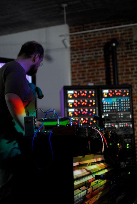 Dan Deacon // Photo by Cap Blackard