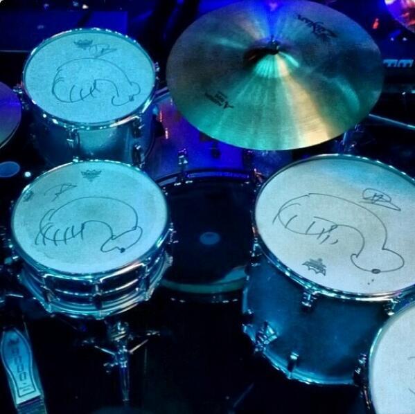 foo drums