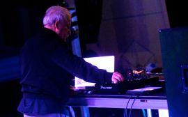 Giorgio Moroder // Photo by Derek Staples