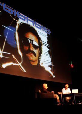 Giorgio Moroder // Photo by Cap Blackard