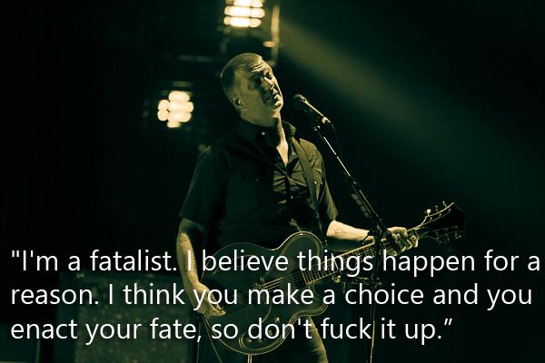 Josh Homme Quote 06