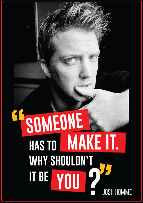 josh homme quote 08 Reasons Josh Homme is Badass: As Told in Photos