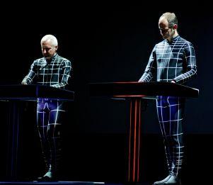 Kraftwerk, photo by Robert Altman