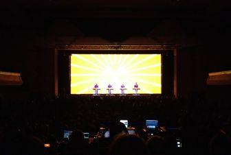 Kraftwerk // Photo by Cap Blackard