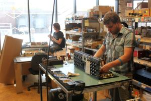 moog factory 2 by bryan pittard moog factory 2   by Bryan Pittard