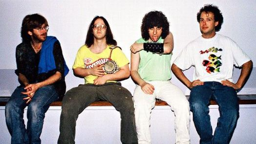 phish When They Were Young: Photos of Your Favorite Bands