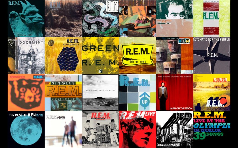 rem discography Confessions of a Spotify Binger: Finding Clarity After a 10 Hour Bender of Dinosaur Jr.