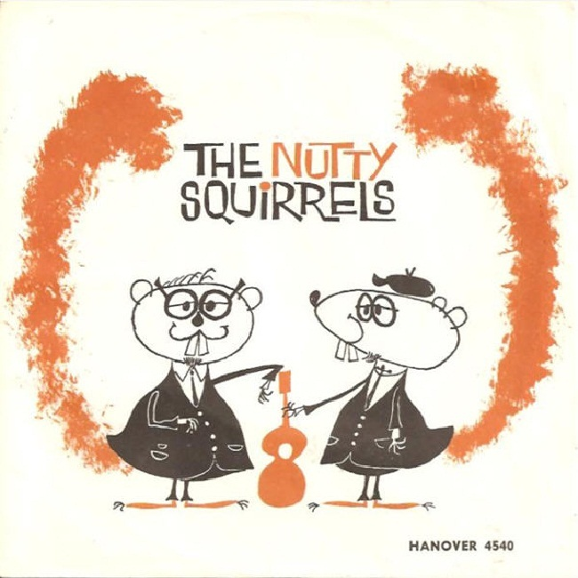 the nutty squirrels The Elephant In The Music Room
