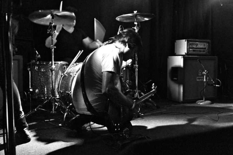 trailofdead 2014 7 Live Review: ...And You Will Know Us By The Trail Of Dead play Source Tags & Codes at Chicagos Empty Bottle (4/1)
