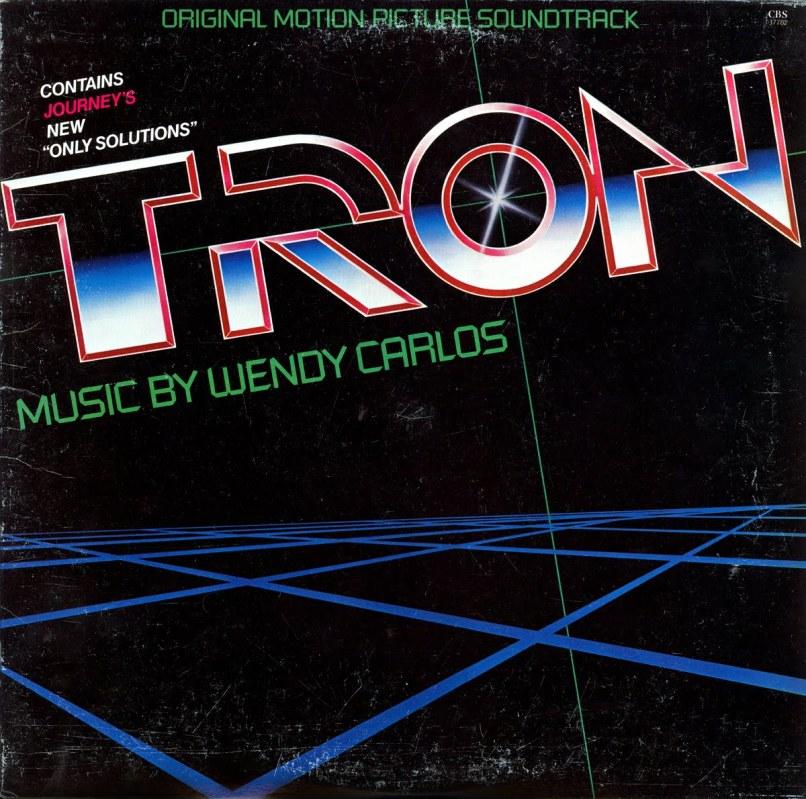 Tron Soundtrack Album
