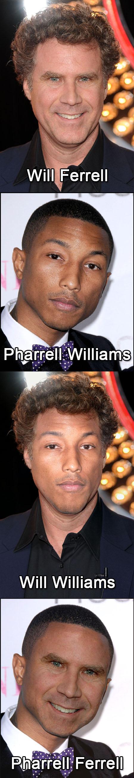 will ferrell pharrell