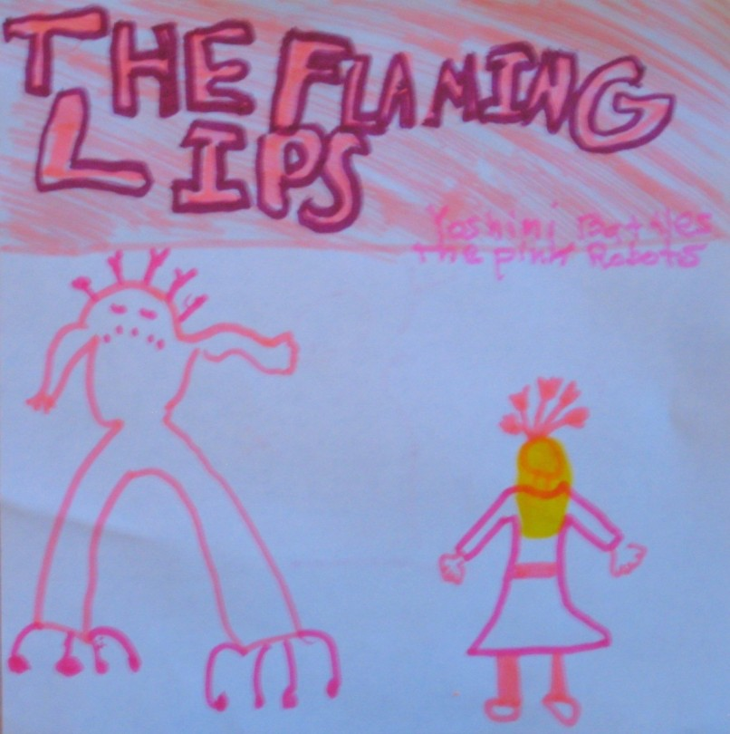 Album Art Kids The Flaming Lips Yoshimi