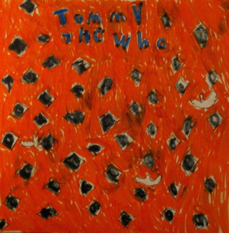 Album Art Kids The Who TOmmy