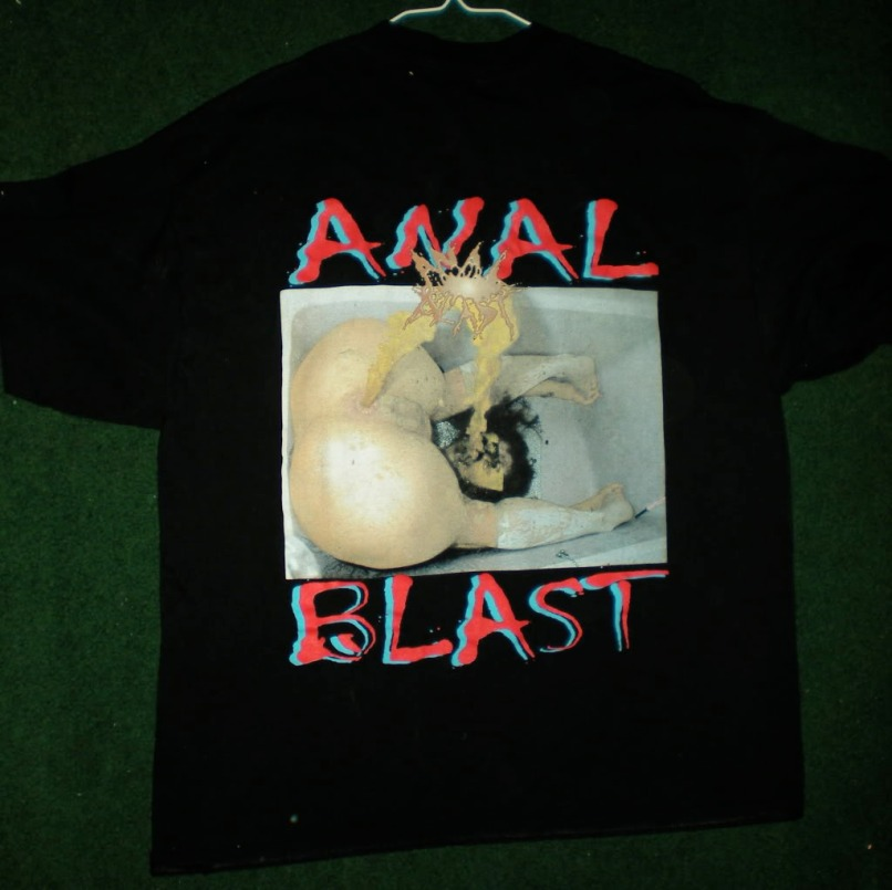 analblastoffensive Here are the 25 Worst Band T Shirts