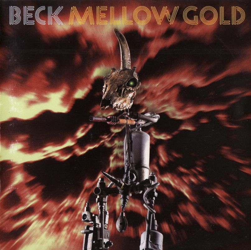 beck mellow gold 1024x1021 The 50 Most Outrageous Album Covers