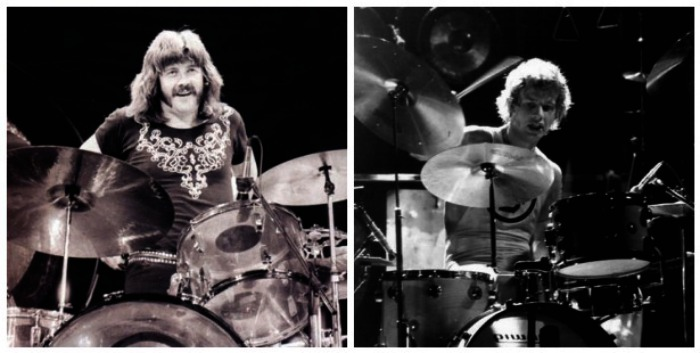 bonham bruford1 Whos the Greatest Drummer of All Time? Round One