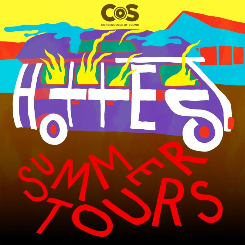 The 20 Hottest Summer Music Tours of 2014 | Consequence of Sound