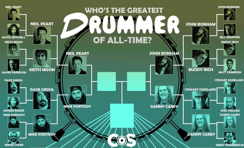 drummers round 3