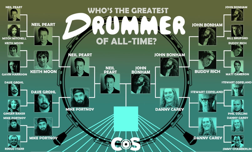 drummers round 4