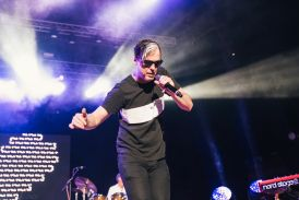Fitz and the Tantrums // Photo by Clarissa Villondo
