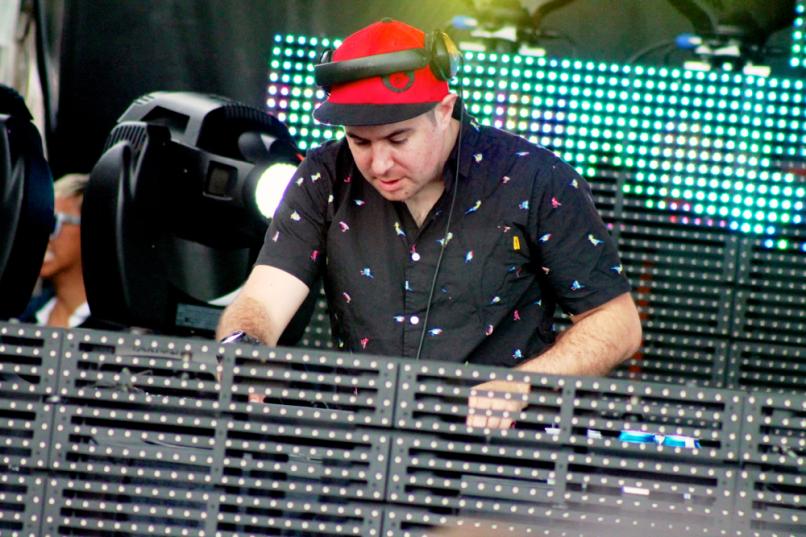 Justin Martin Sat. Beatport