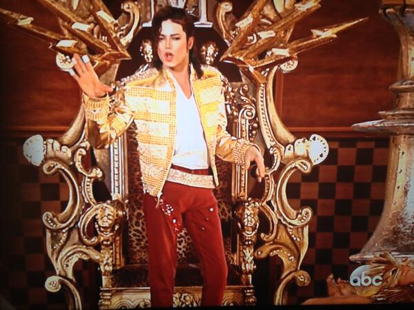Michael Jackson's hologram was nearly as good as the real thing