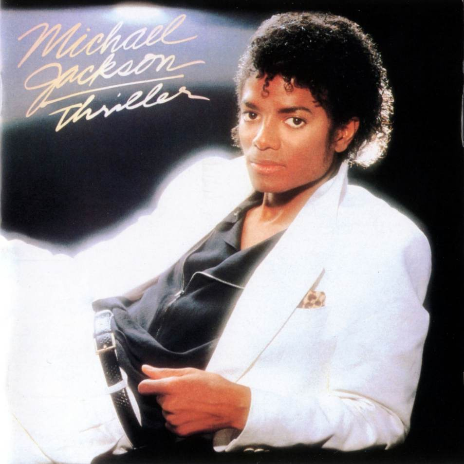 michael jackson thriller The 100 Greatest Albums of All Time