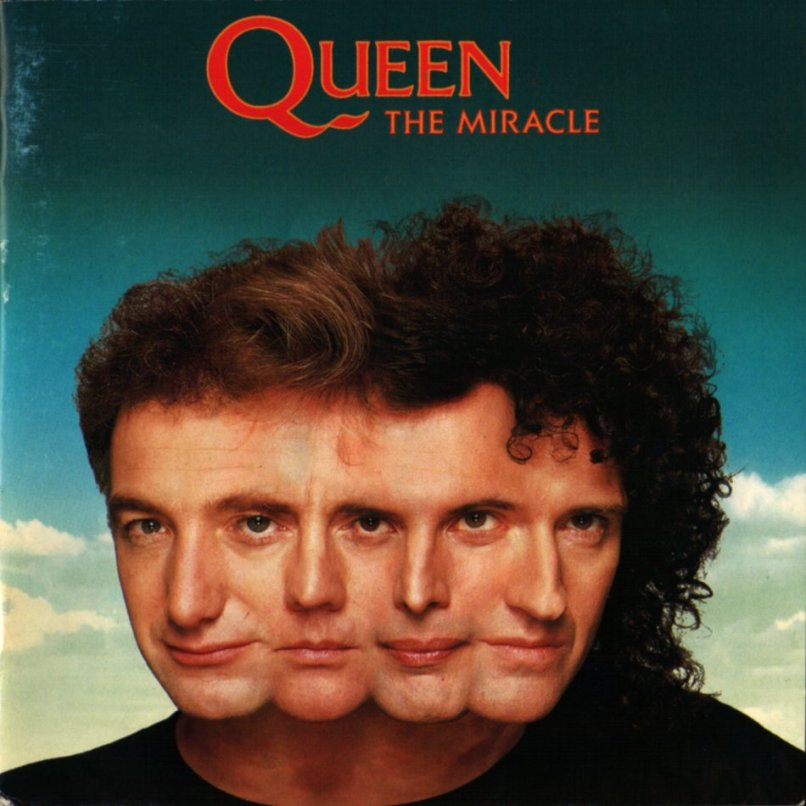 Queen-The_Miracle-Frontal