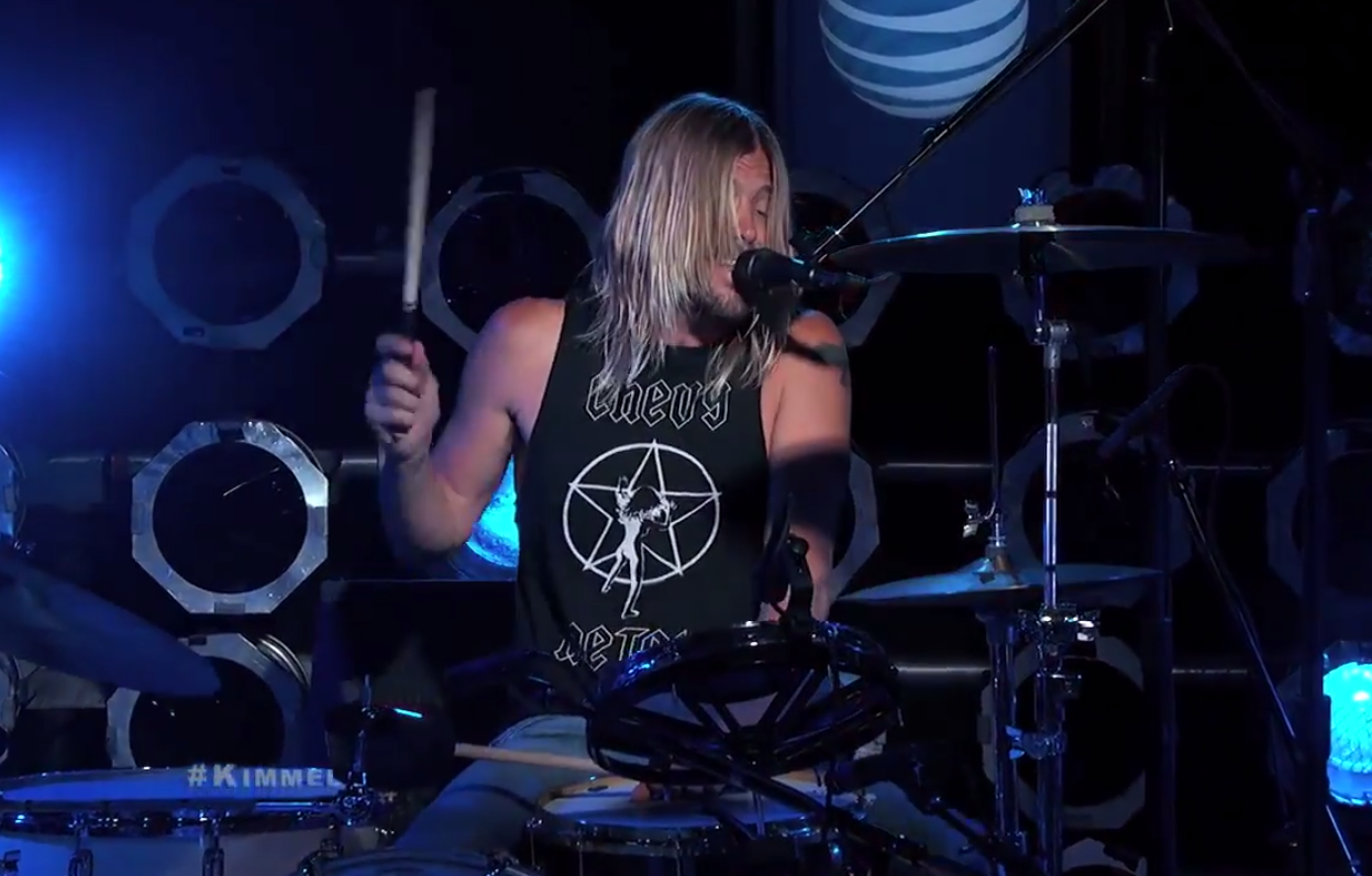 5494bdcdb Watch: The Birds of Satan flock to Jimmy Kimmel - Consequence of Sound