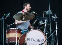 Bleachers // Photo by David Hall