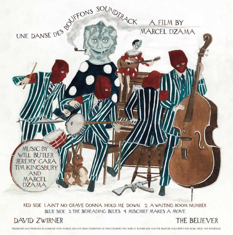 The Jester's Dance - Arcade Fire