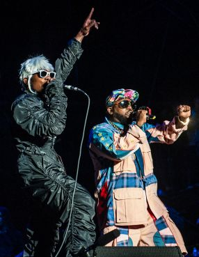 OutKast // Photo by David Hall