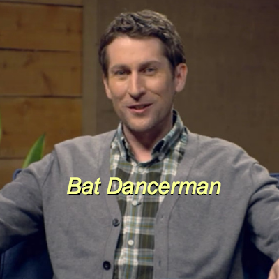bat dancerman Comedy Bang Bangs Scott Aukerman Dusts Off Princes Batman
