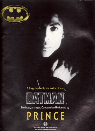 batman prince poster Comedy Bang Bangs Scott Aukerman Dusts Off Princes Batman
