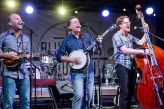 Bluegrass SuperJam // Photo by Ben Kaye