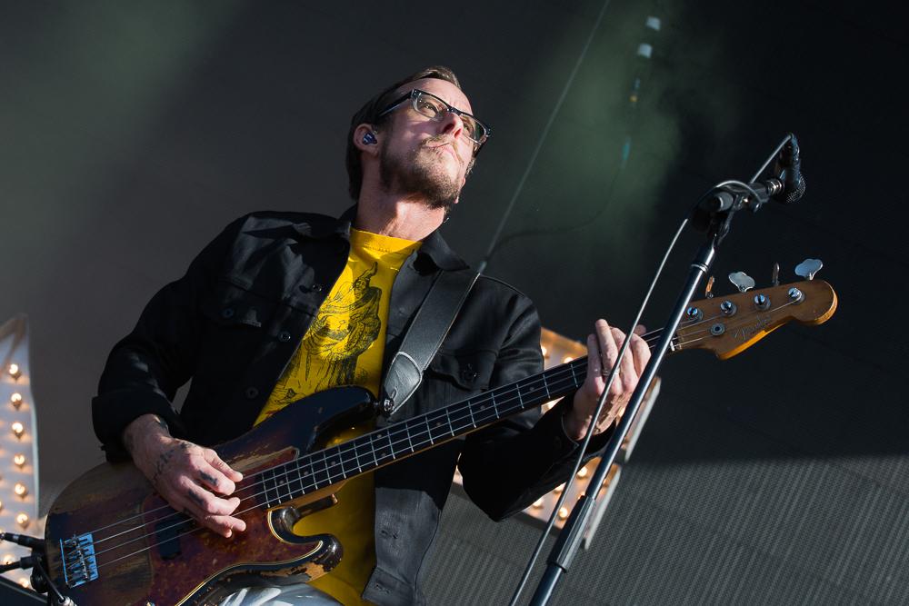 Weezer // Photo by Debi Del Grande