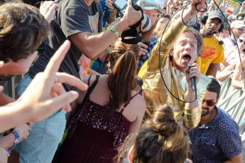 Cage the Elephant // Photo by Ben Kaye
