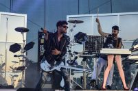 Chromeo // Photo by Amanda Koellner