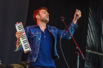 Damon Albarn // Photo by Amanda Koellner