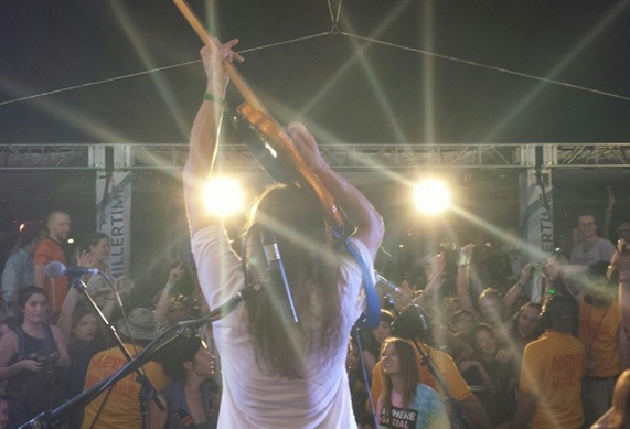 diarrhea planet those darlins Bonnaroo 2014: Top 35 Moments + Photos