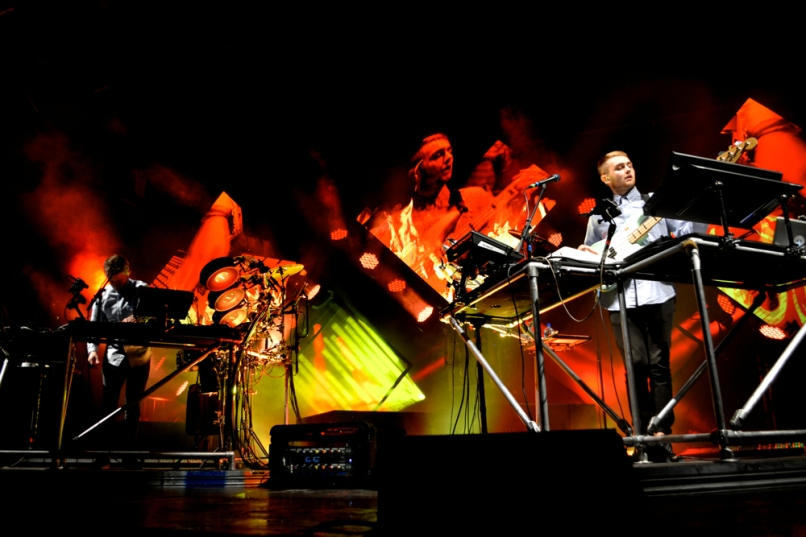 disclosure phillip roffman 5 Live Review: Disclosures Wild Life at Chicagos Lincoln Park Zoo (6/11)