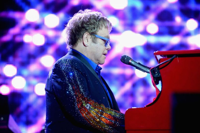 elton john jeff kravitz Bonnaroo 2014: Top 35 Moments + Photos