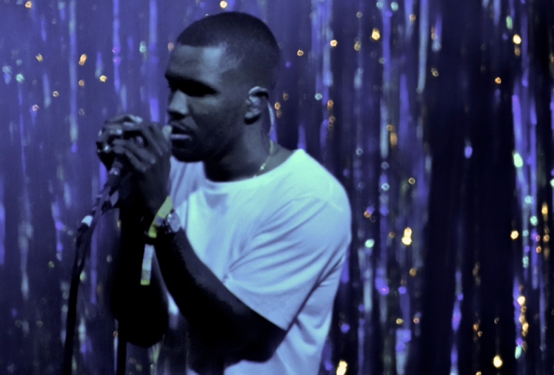 frank ocean sam willett Bonnaroo 2014: Top 35 Moments + Photos