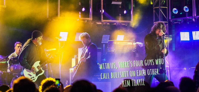 group soundgarden Soundgarden: Times Are Gone