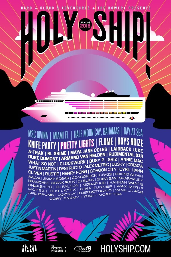 holy ship january