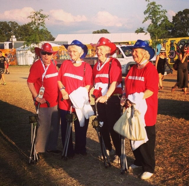 Meet Bonnaroos oldest attendees, the Bonnagrannies