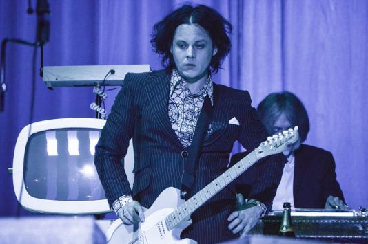 Jack White // Photo by Amanda Koellner